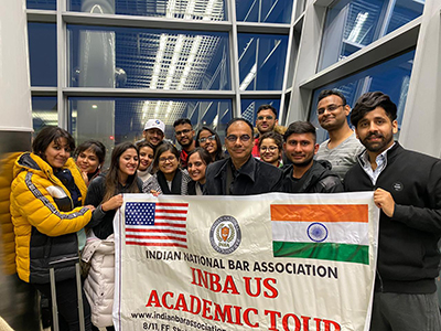 Indian National Bar Association 2020 U.S. Tour