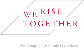 We Rise Together Campaign Logo