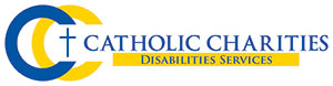 Catholic Charities Disabilities Services Logo