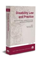 Disability Law and Practice—Book One