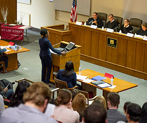 2019 Gabrielli Appellate Advocacy Competition